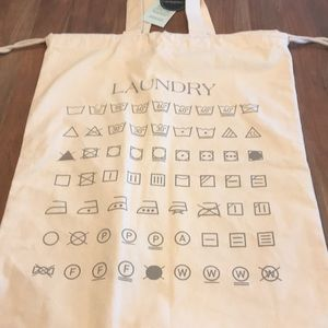 Cynthia Rowley Laundry Bag